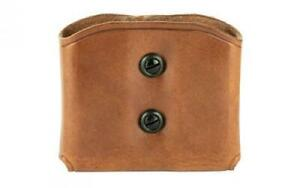 Galco DMC Pouch, Fits Double Stack Magazines 9MM/40S&W, Ambidextrous, Tan DMC22