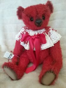 German Mohair Forcino Bear 18