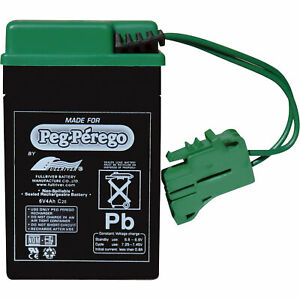 Replacement Battery for Kids Riding Vehicles-6V #IAKB0509