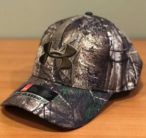 Under Armour Golf UA Classic Fit Golf Hat UH540M Camo