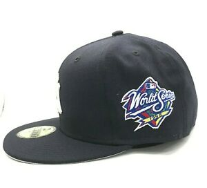 New York Yankees World Series 1998 59FIFTY New Era Authentic MLB Fitted Cap