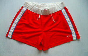womens NIKE fitness Shorts sz L track gym soccer athletic running hiking 5k 10k
