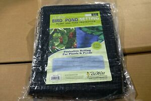 DeWitt Pond and Bird Netting 14 FT X 45 FT