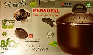 New~Pensofal 7-Quart Non-Stick Pasta Cooker with Lid~ship free