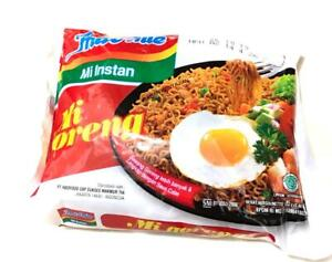 Indomie Fried Noodles 100% Halal Original Indonesian (5 packs)