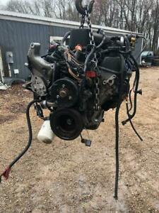 Land Rover Discovery 1 96-98 4.0 Complete Engine Motor W. Harness 150k Factory