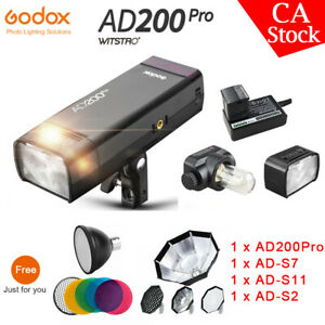 Godox SL-60W LED Camera Video Continuous 95cm Bowens Softbox 2M Light Stand