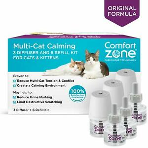 Home Room Basic Multi-Cat Diffuser Care Health Diffuser Kit Pet Relaxants