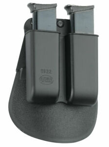 Fobus Holster 6922 Black Double Magazine Pouch For Kel-Tec 32,38 new version