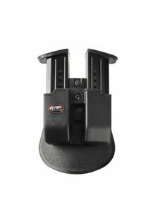 Fobus 6909ND  Double Magazine Pouch for Sig/Sauer P226, P228 Magazines