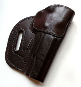 Sendero Tactical Outfitters 1911 Half Cake Leather Holster NEW Right Hand