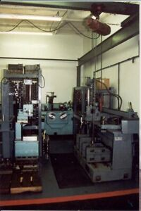 Complete Machine Shop- All equipment tools cutters micrometers etc.