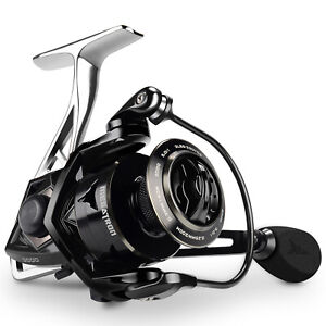 KastKing Megatron 5000 Saltwater Spinning Reel 39.5 LB Max Drag Fishing Reels