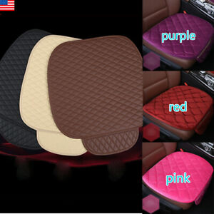 Universal Car Seat Cushion Padded Soft Vehicle Interior Protector US