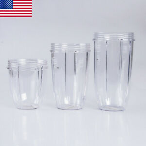 18/24/32OZ A Magic Juicer Cup Mug Clear Replacement For NutriBullet Nutri Bullet