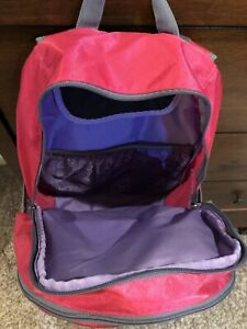 Women's Hot Pink Under Armour Storm Backpack