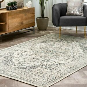 nuLOOM Traditional Vintage Tanith Area Rug in Cream $38.99
