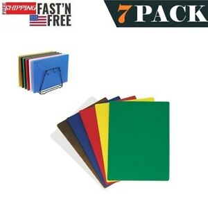 7 PACK Set of 6 Colors 18