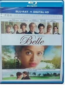 Belle Blu ray Digital HD NEW $10.99