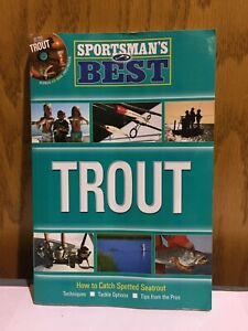 Sportsman#x27;s Best Trout Book With CD New