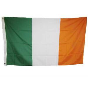 Ireland FLAG 3x5 FT National Banner Polyester With Grommets Irish Flag