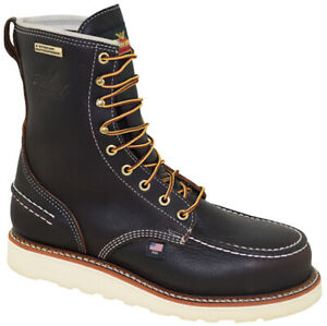 Thorogood Men's 8 Inch Waterproof Work Boots Style 814-3800