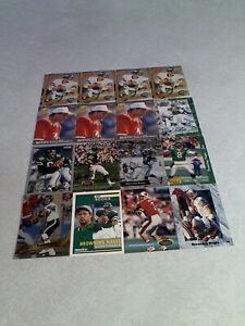 *****Browning Nagle***** Lot of 59 cards.....21 DIFFERENT Football $15.63