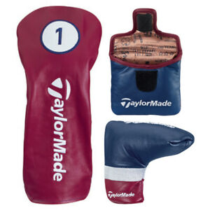 2019 TaylorMade British Open Commemorative Headcover NEW