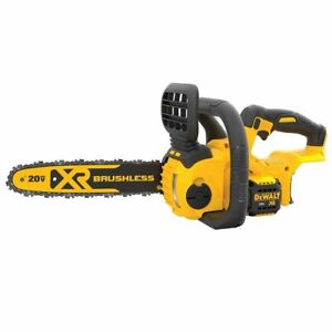 DeWALT DCCS620B 20 Volt MAX 12 Inch Cordless Brushless Chainsaw Bare Tool $135.00