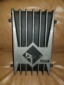 Rockford Fosgate Amp Old School For Sale