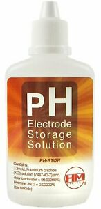 HM Digital Meters HMOPSTOR PH Electrode Storage Solution for Use with PH 200... $26.17