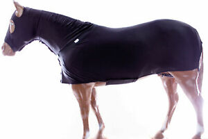 Horse Comfort Stretch Lycra Sleazy Full Body Sheet Neck 521MW01
