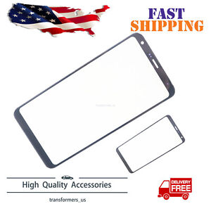 Outer Glass Touch Screen Lens Fit For LG Stylo 4  Q Stylus Plus Q710US L713DL