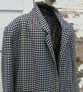 Vintage Retro Over amp; Under Womens L Blazer Shoulder Pads Great Condition $21.00