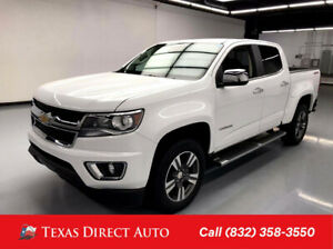 2017 Chevrolet Colorado 4WD LT Texas Direct Auto 2017 4WD LT Used 3.6L V6 24V Automatic 4WD Pickup Truck OnStar