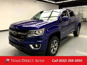 2017 Chevrolet Colorado 4WD Z71 Texas Direct Auto 2017 4WD Z71 Used 3.6L V6 24V Automatic 4WD Pickup Truck
