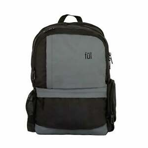 Ful Wendell 17-inch Laptop Backpack Black