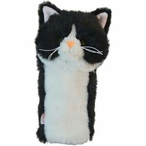 Daphne&39s Headcovers Tuxedo Cat Golf Club Cover For Hybrid Sports & Outdoors