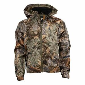 King's Camo Youth Climatex Rainwear Jacket Color: Desert Shadow (KCK571-DS)