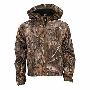 King's Camo Youth Climatex Rainwear Jacket Color: Realtree Edge (KCK571-RE)