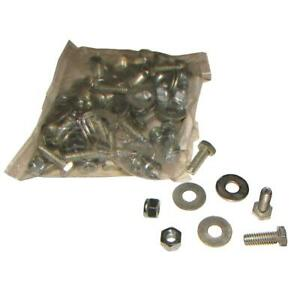 Snowblower Paddle Hardware Kit 60 PCS for 302565MA Paddles Murray Craftsman Noma