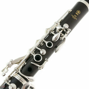 Yamaha YCL-450E Clarinet in Bb  Left Eb lever  Free Shipping