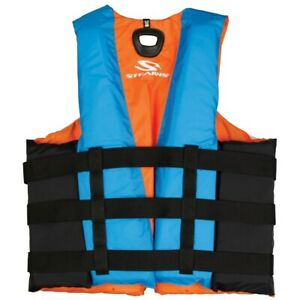 Stearns Pfd Mens Illusion Series Abstract Wave Nylon Vest  2X-Large