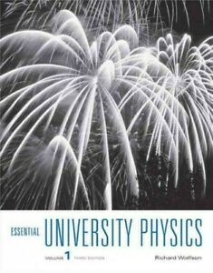Essential University Physics, Paperback by Wolfson, Richard, Brand New, Free ...