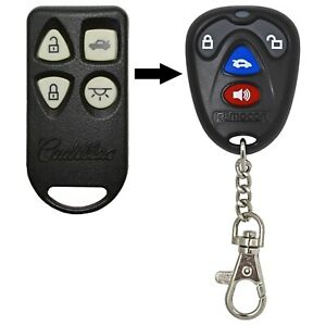 For 1991 1996 Cadillac Remote Key Keyless Entry FOB Replacement Transmitter $10.19