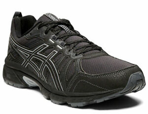 Asics Men's Gel Venture 7 Black Sheet Rock $54.95