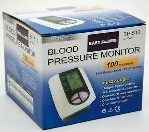 NEW Easy Health MD BP 510 Automatic Blood Pressure Monitor Digital Medical pulse $22.95