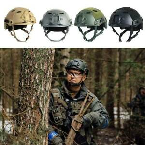 Multifunction Outdoor Airsoft Paintball Tactical Combat Fast Helmet Cover Tools