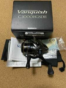 Shimano 16 Vanquish C3000HGSDH Limited Good condition Genuine Japan Best pri