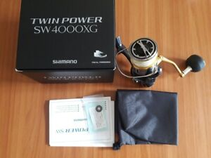 Shimano 15 Twin power SW4000XG Stella Limited Good condition Genuine Japan B